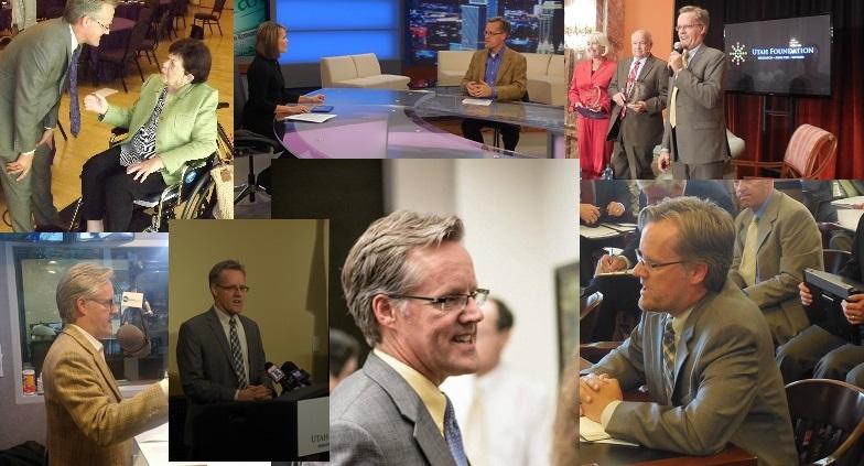 Utah Foundation President Steve Kroes